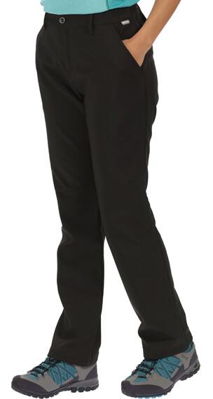 Regatta Fenton lange broek Dames zwart